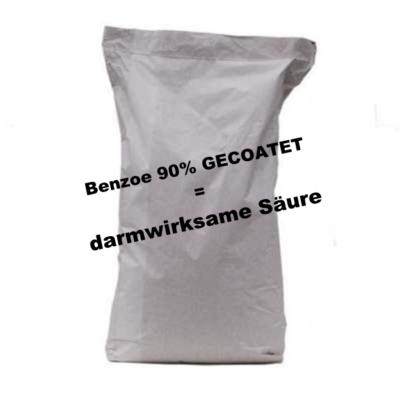 Benzoe 90% GECOATET
